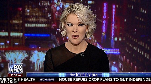 The 46-year-old longtime Fox News anchor waited until the end of The Kelly File show to make an on-air announcement about her departure from Fox News that was announced earlier Tuesday