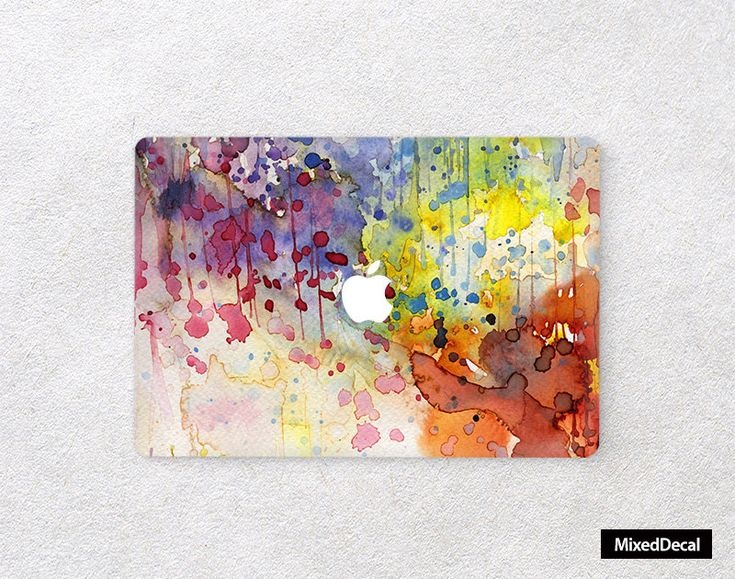 Macbook Air sticker Front Macbook Pro Decal laptop sticker macbook skin by MixedDecal on Etsy