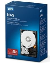 "Western Digital Red Kit WD Disque dur interne NAS 5 To 3,5"" SATA intellipower - Vendredvd.com"