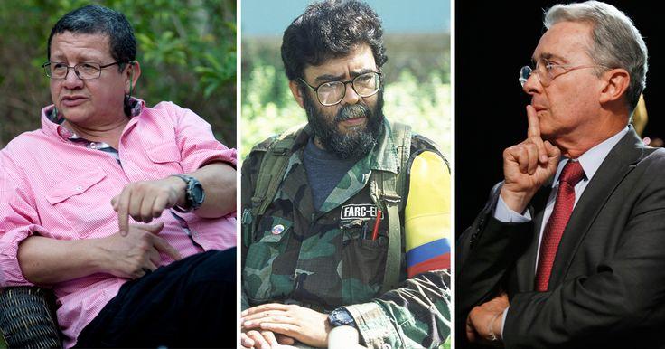 VISIÓN FUTURA JUVENTUD TRANSFORMADORA SIN DISTINGO SOCIAL.: Los contactos secretos de Uribe con las FARC