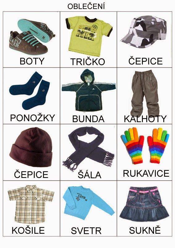 Pro Šíšu: Oblečení
