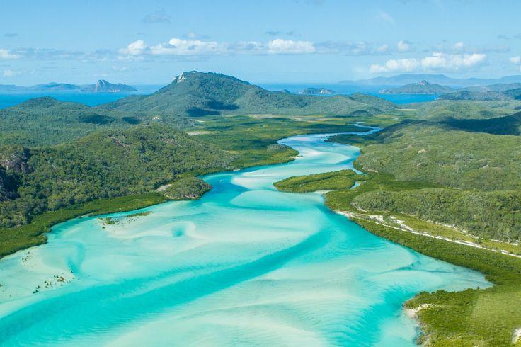 Whitsundays en Australie