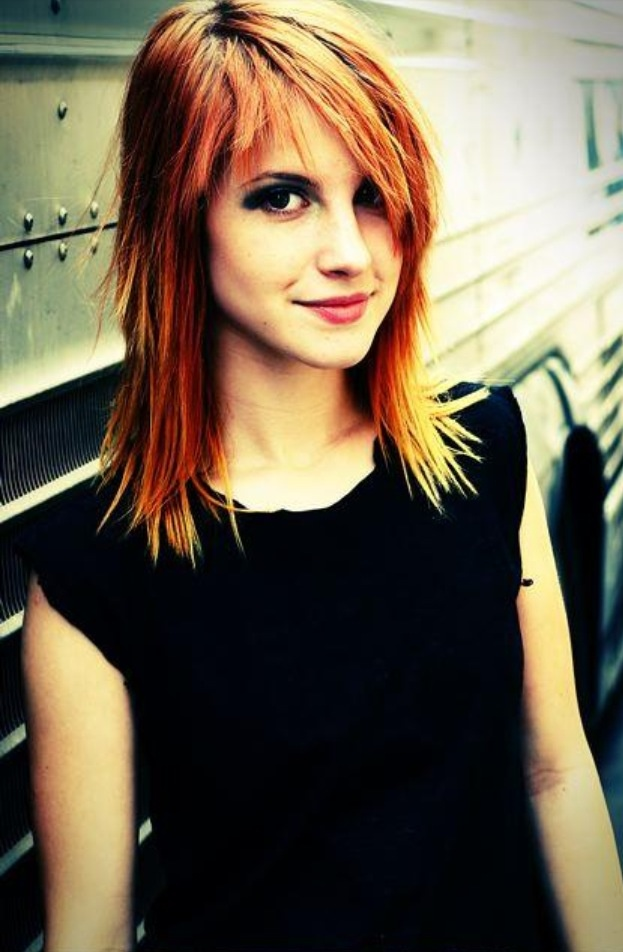 hayley williams circa 2005: