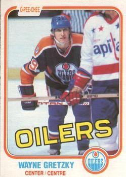 1981-1982 O-Pee-Chee #106 - Wayne Gretzky