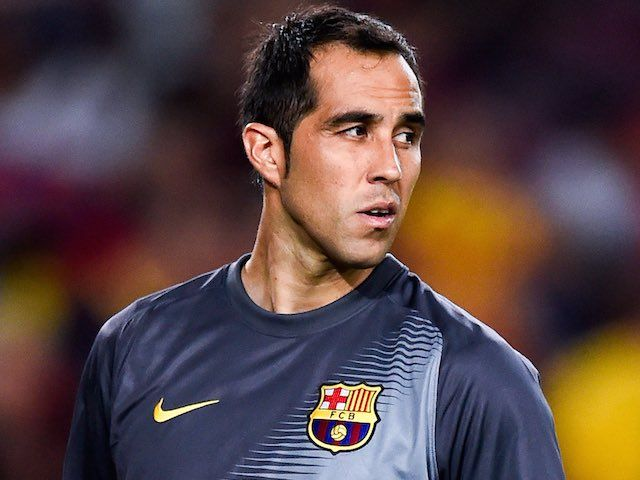 Pep Guardiola: 'Claudio Bravo ready for Manchester City debut' #Manchester_City #Football