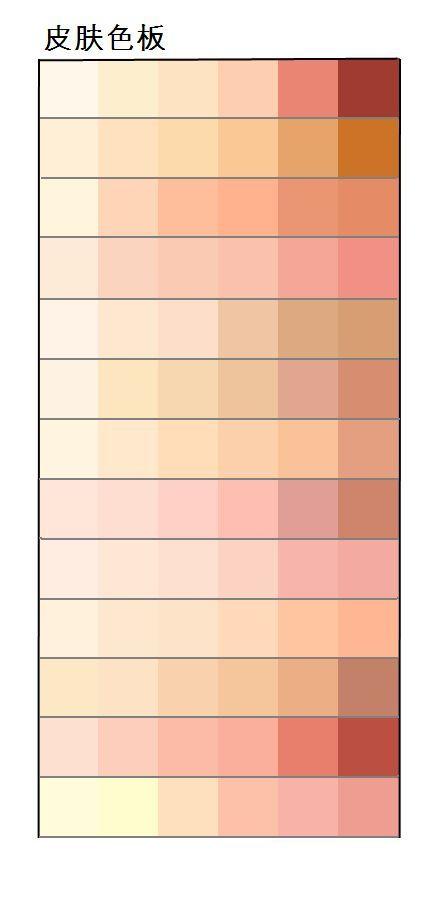 #color, #palette