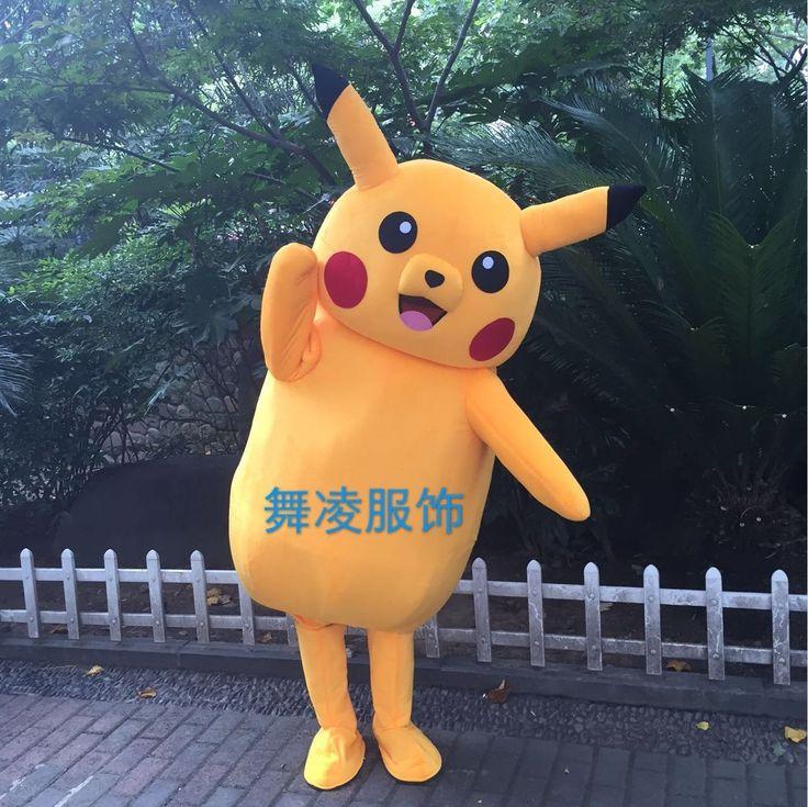 Pikachu Halloween Costume