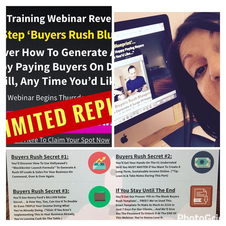 """Last nights webinar Our 3-Step Buyers Rush Blueprint... was AMAZING.... Discover How To Generate A Surge Of Happy Paying Buyers On Demand At Will Any Time Youd Like... Seriously - best feedback engagement and attendance from anything weve ever done. And since so many people wrote in asking for a replay Landon & Stapes have decided to ... BREAK A CARDINAL RULE ...And release the replay for you today. As you know we NEVER do replays. And the only reason were making this exception is because the people who attended enjoyed it so much they asked for the replay so they could take additional notes. So here's how it's going to work: Until Sat 12 Midnight EST you can watch the replay - at no cost!! Then its going to be gone for good.... So to watch this special replay comment below """"REPLAY"""" NOW And I will message you with direct access to the replay with no need to register but be quick!! Our 3-Step Buyers Rush Blueprint... Discover How To Generate A Surge Of Happy Paying Buyers On Demand At Will Any Time Youd Like... You will learn: #1: Youll Discover How To Use Hollywoods Blockbuster Launch Formula To Generate A Rush Of Leads & Sales For Your Business On Command Over & Over Again. #2: Youll Get Your Hands On The #1 Underrated Skill You MUST MASTER If You Want To Create A Long-Term Sustainable Income Online. #3: And Youll See Henry Fords BILLION Dollar Secret & How You Can Use It To Double Or Even TRIPLE Your Income Doing What Youre Already Doing. (Hint: If You Arent Implementing This In Your Business Already Youre Leaving Cash On The Table.) Just by ATTENDING the replay you'll get a F.R.E.E Buyers Rush Blueprint Template!! Simply Comment below """"REPLAY"""" now!!"""