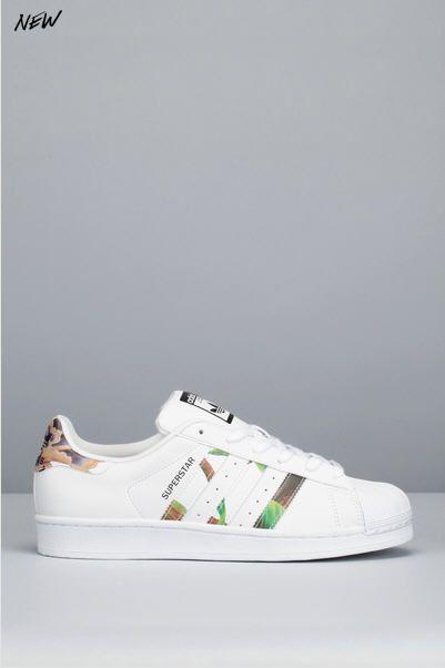 Adidas Superstar Pour Femme Blanche