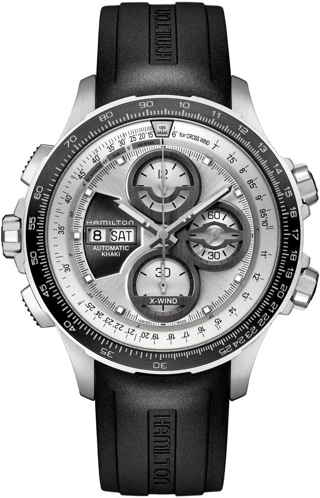 Hamilton Khaki XWind Limited Edition Watches for men