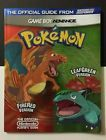 Pokemon Fire Red & Leaf Green Game Boy Advance Nintendo Power Strategy Guide - http://video-games.goshoppins.com/video-game-strategy-guides-cheats/pokemon-fire-red-leaf-green-game-boy-advance-nintendo-power-strategy-guide/