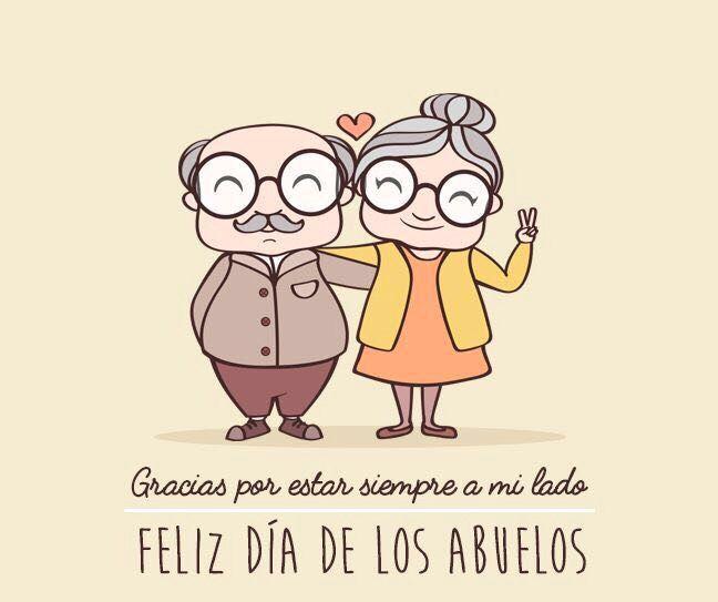 Feliz día de los abuelos!