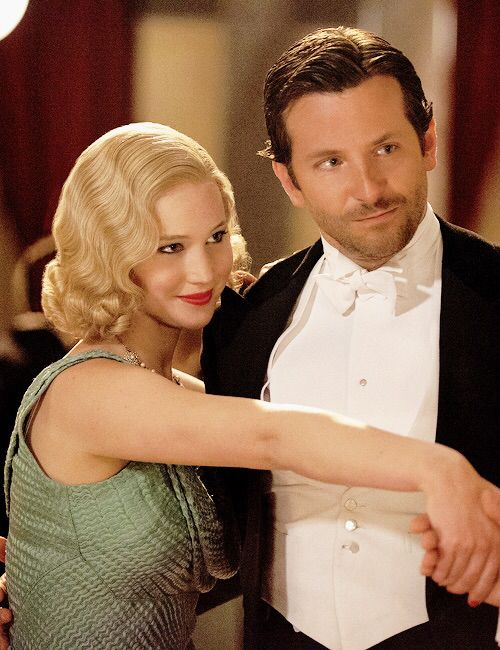 Serena (2014): Jennifer Lawrence as Serena Pemberton and Bradley Cooper as George Pemberton