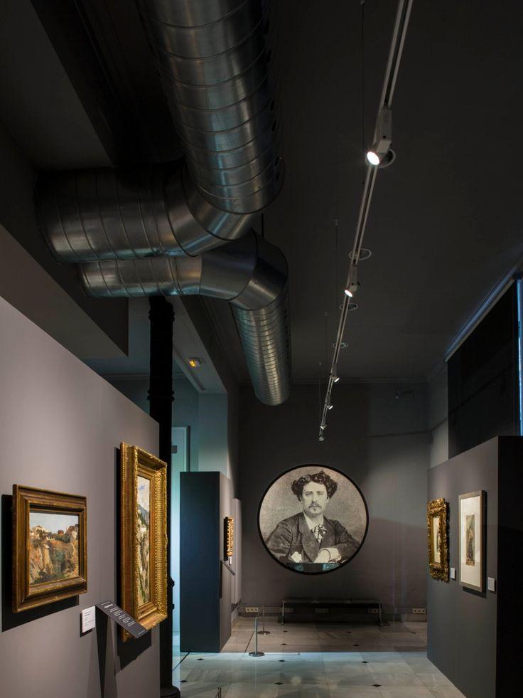 Museo Salvador Vilaseca Reus Iluminación con Flos Lighting Blog de iluminación de diseño |iLuxiform
