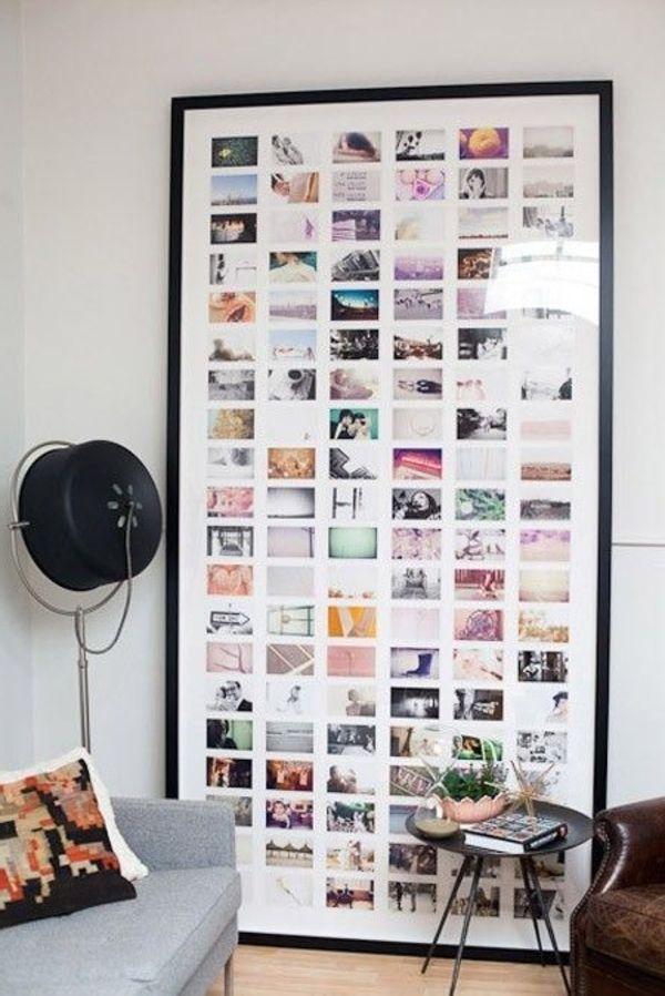 Die 25 besten Fotowand gestalten Ideen auf Pinterest