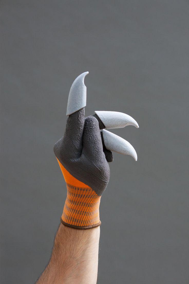 how to make plastic gloves