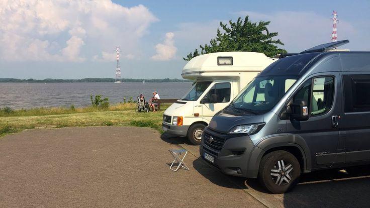 Komm mit ... an die Nordsee - exponierte Plätze an Weser und Elbe - mein...