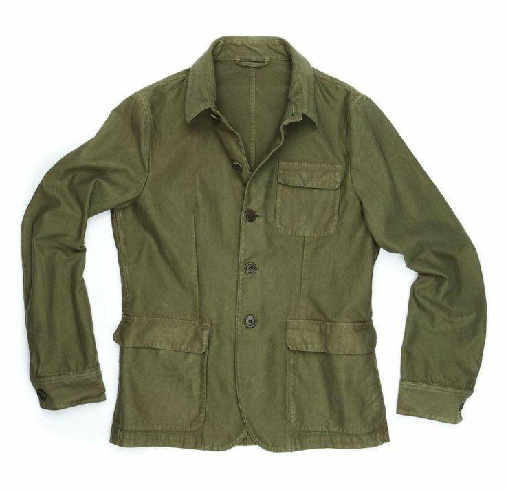 Aspesi Army Field Jacket