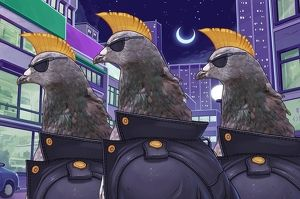 Bird dating sim Hatoful Boyfriend is getting an English remake - games reviews | Games.globalnewsgist.com