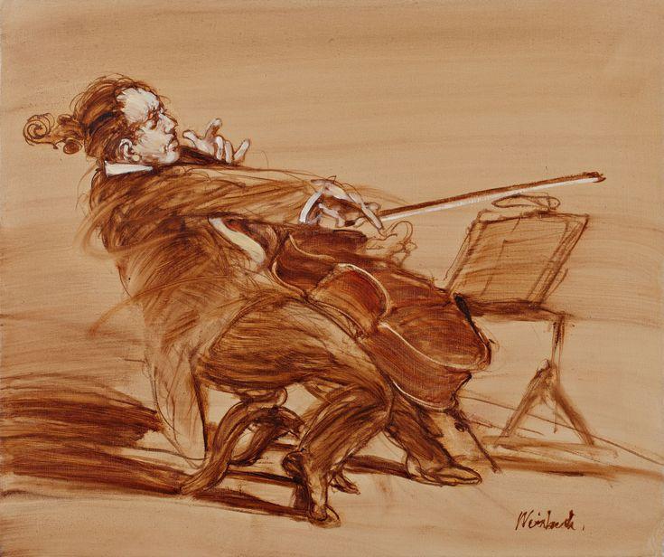Tableau - Claude WEISBUCH (1927) - Artprecium