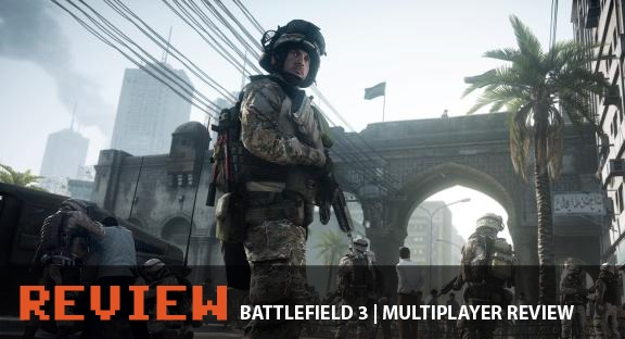Battlefield 3 Multiplayer XBox 360 review   The Game Scouts