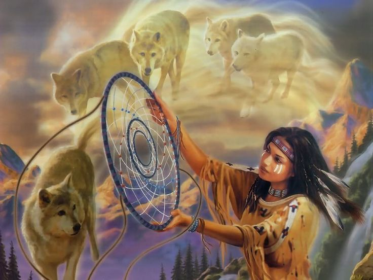 Native American Art Paintings spirit animals | spirit.For my Dear sweet friend Spikey, animals, art, indian, native ...