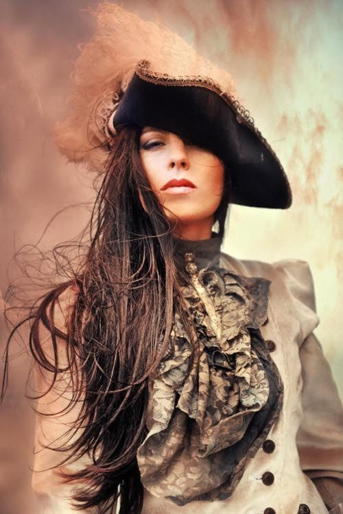 Female Pirate Images Shoots | Last photo shoot on French shores...