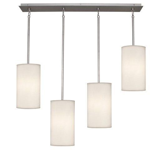 Echo linear chandelier