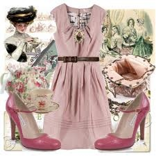 Tea Party Clothing