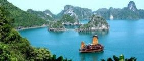 Ha Long Bay: Vietnam one of the new 7 wonders of the world