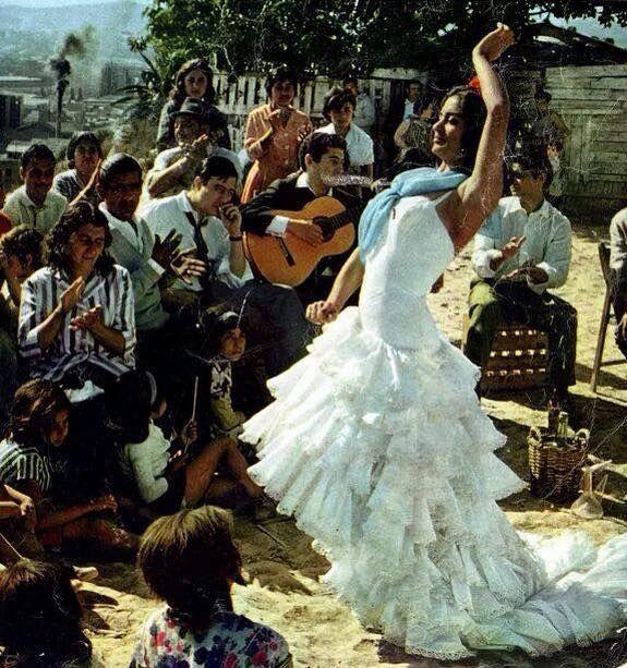 vintage flamenco