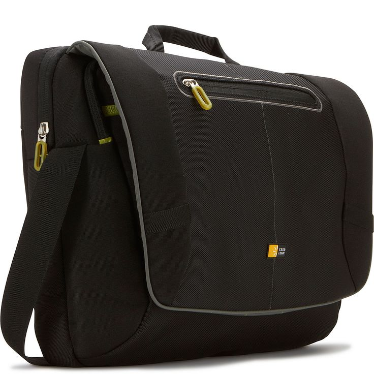 """Buy the Case Logic 17"""" Laptop Messenger Bag at eBags - experts in bags and…"""