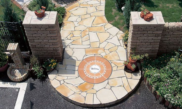 Toscana crazy paving is a limestone quarried in the heart of Europe and has vibrant Mediterranean colours well suited for a number of applications. Crazy Paving stone is an ideal solution for paving and wall cladding . Crazy paving, also known as polygona