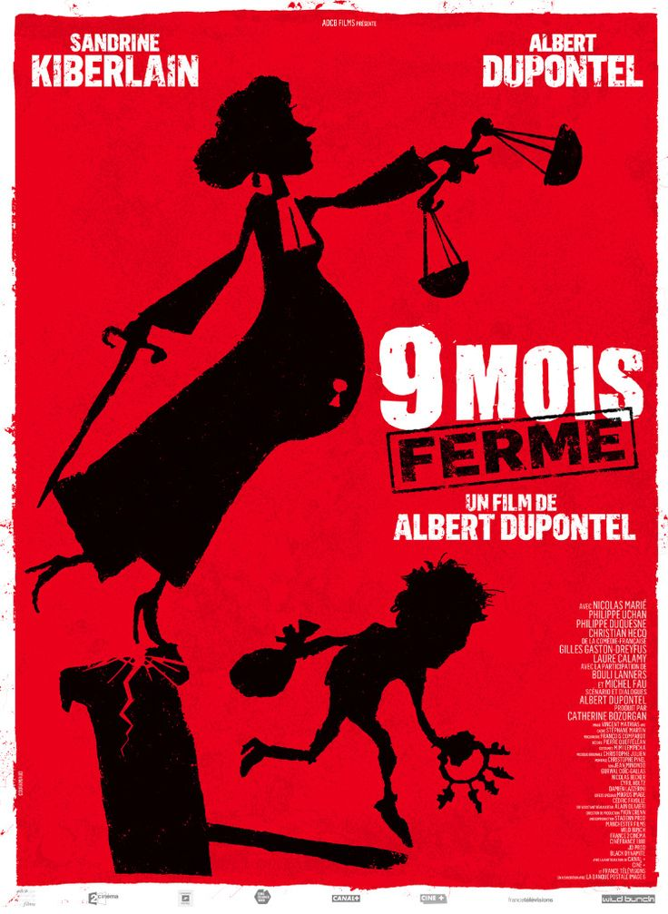 9 mois ferme Albert Dupontel 2013 Français