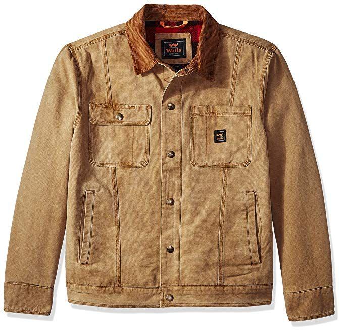 Walls Men S Amarillo Vintage Duck Cotton Twill Jacket Review