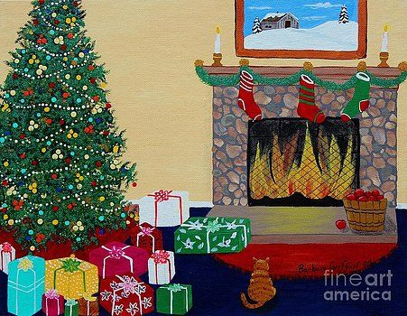 Barbara Griffin - Christmas Memories