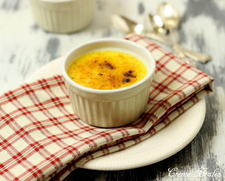 Crème brulèe http://www.ungiornosenzafretta.ifood.it/2017/01/creme-brulee.html#more-38709