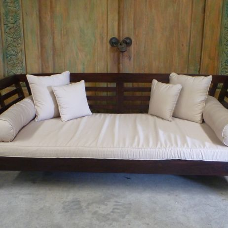Balinese Daybeds Balinese Daybeds Complete With Cushions