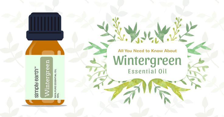 Wintergreen essential oil has many practical uses today. As stated before, it is used in many over-the-counter topical pain relievers. You should not ingest this oil, but rather only use it aromatically and topically. Read more on our blog.