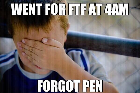 FTF Fail  Bahahahahaha!