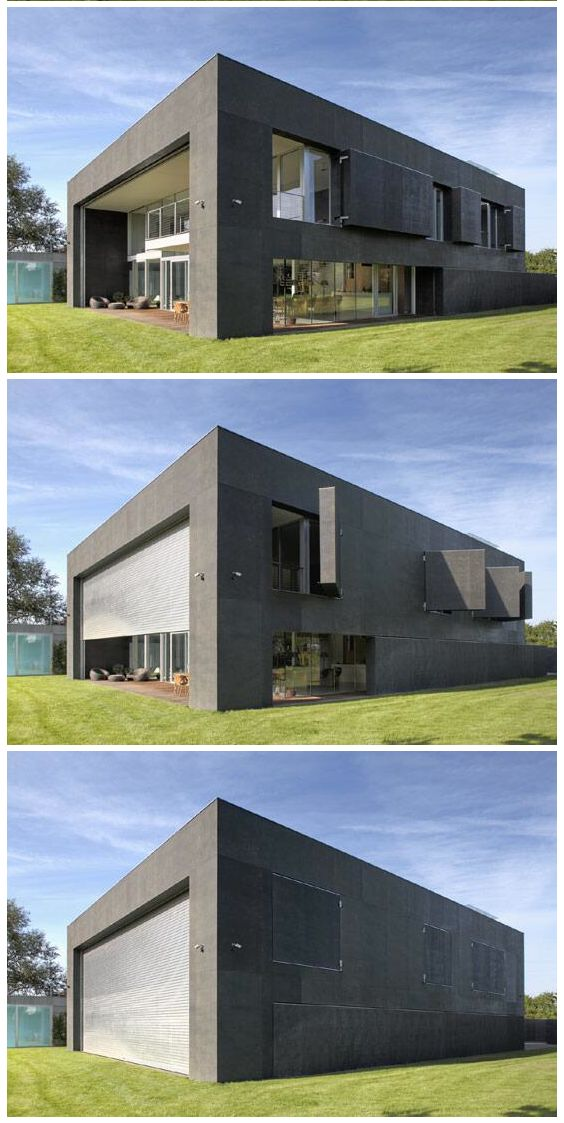 Beautiful and zombie-proof.Dream home