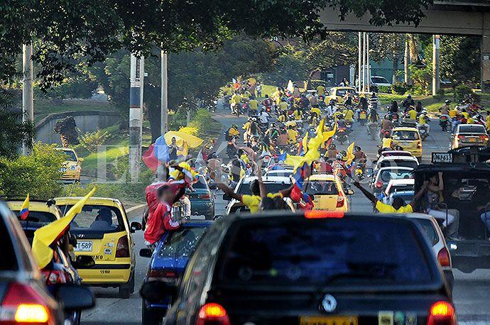 Por partido de Colombia, Alcaldía de Cali propone Día Cívico para el próximo viernes
