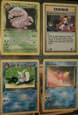 Pokemon TEAM ROCKET 1st EDITION 50 card LOT Holos SUPER Rare NEAR MINT   get it http://ift.tt/2gQgrNq pokemon pokemon go ash pikachu squirtle