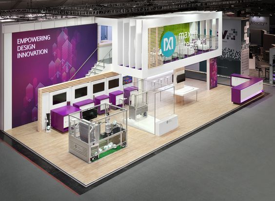 Expo Exhibition Stands : Maxim trade show exhibition stand by nebula exhibits booth