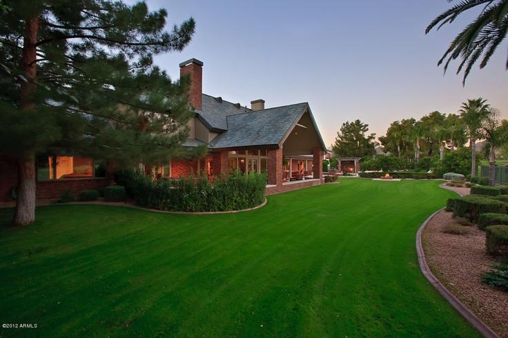 7 best Backyard Landscaping Ideas images on Pinterest ... on Large Backyard Design id=32350