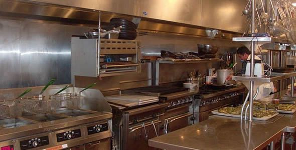 Commercial Kitchen Commercial And Kitchens On Pinterest