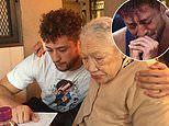 Im A Celebritys Myles Stephenson left devastated after his grandmother dies