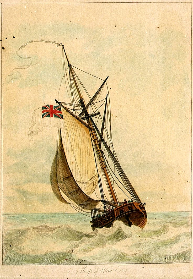 Sloop of War - National Maritime Museum