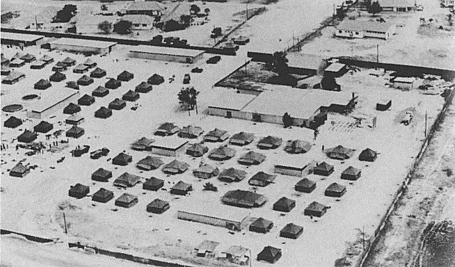 Ondangwa base -wow, sometime in the 70's