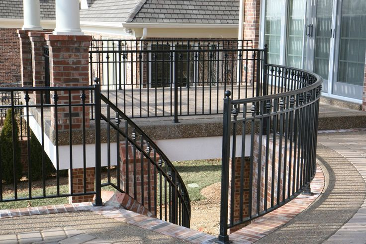 Front Elevation Railing Design : Best images about brick houses on pinterest cap d